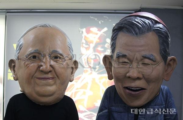 SFX KOREA이 제작한 김수환 추기경